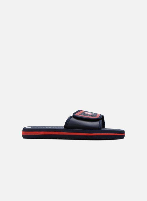 Sandales et nu-pieds EURO 16 Marcel Kid Bleu vue derrière