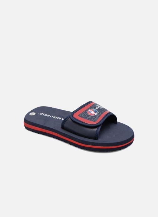 Sandales et nu-pieds EURO 16 Marcel Kid Bleu vue détail/paire