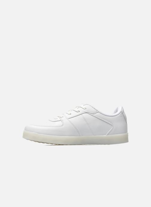 Trainers Cash Money CMC 37 White front view