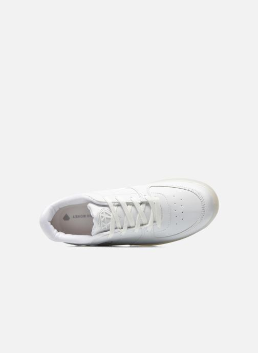 Sneakers Cash Money CMC 37 Bianco immagine sinistra