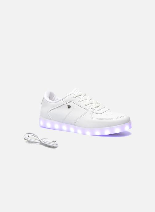 Trainers Cash Money CMC 37 White detailed view/ Pair view