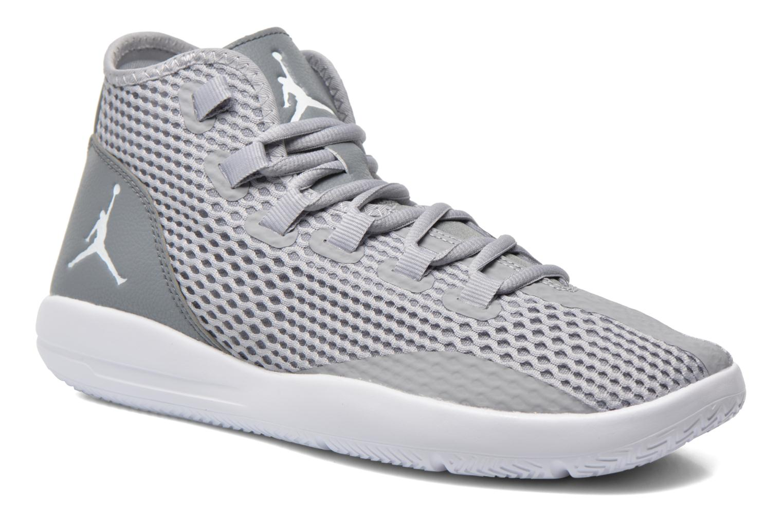 Chaussures à lacets Jordan Jordan Reveal Gris vue détail/paire