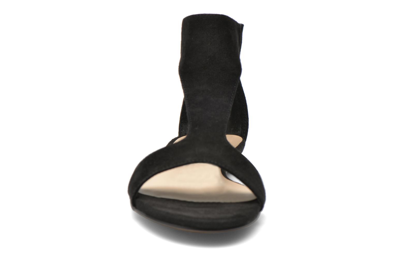 Sandales et nu-pieds Jonak Summer Noir vue portées chaussures