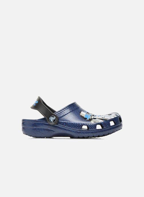 Sandalen Crocs Classic Star Wars R2D2 C3PO Blauw achterkant