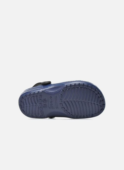 Sandalen Crocs Classic Star Wars R2D2 C3PO Blauw boven