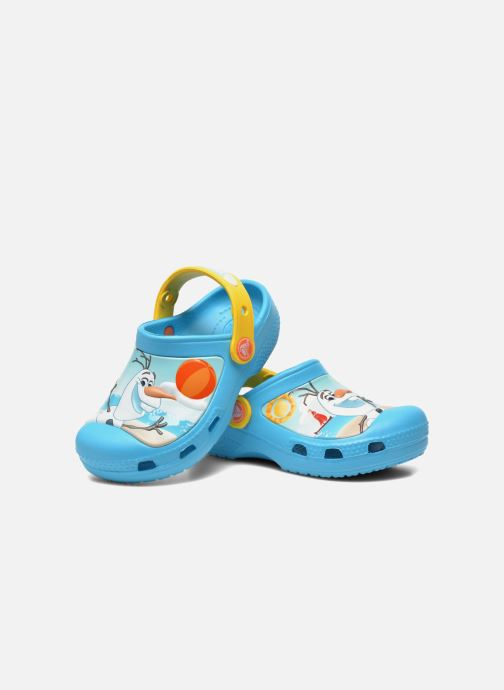Sandalen Crocs CC Olaf Clog Blauw 3/4'