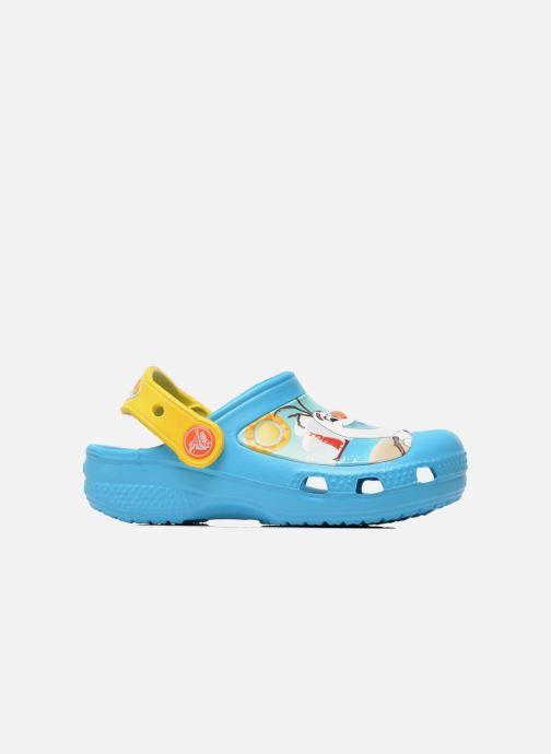 Sandali e scarpe aperte Crocs CC Olaf Clog Azzurro immagine posteriore