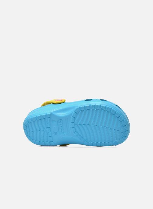 Sandali e scarpe aperte Crocs CC Olaf Clog Azzurro immagine dall'alto