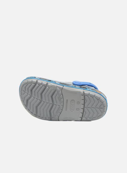 Sandalen Crocs CrocsLights StarWarsXwing Clog grau ansicht von oben