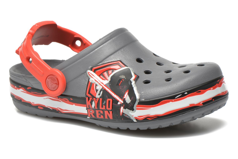 Sandales et nu-pieds Crocs CB Star Wars Villain Clog K Gris vue détail/paire