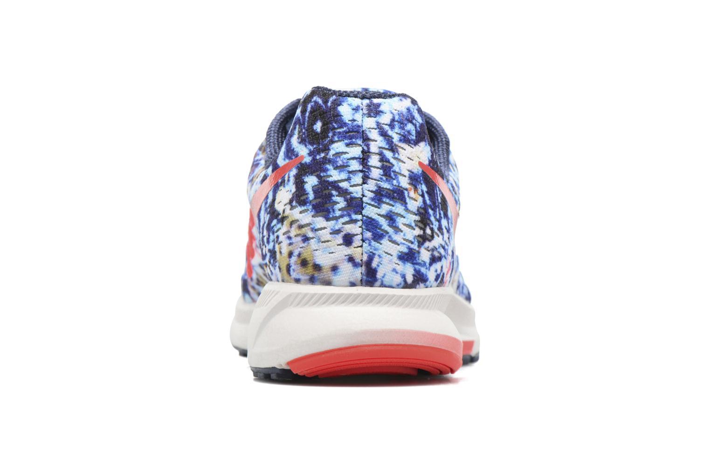 Chaussures de sport Nike Wmns Air Zoom Pegasus 33 Rf E Multicolore vue droite