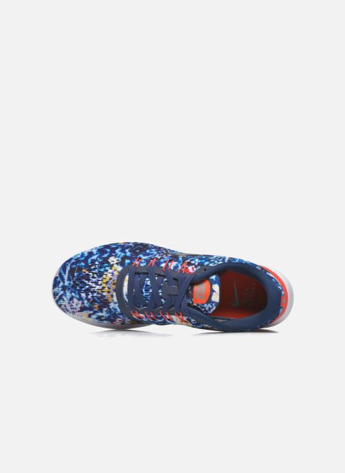 Zapatillas de deporte Nike Wmns Nike Free Rn Rf E Azul vista lateral izquierda