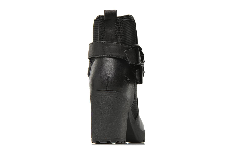 Bottines et boots Xti Inma-28768 Noir vue droite