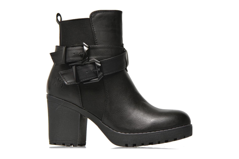 Bottines et boots Xti Inma-28768 Noir vue derrière