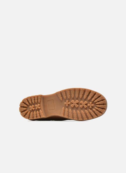 Zapatos con cordones Xti Isia-30029 Marrón vista de arriba