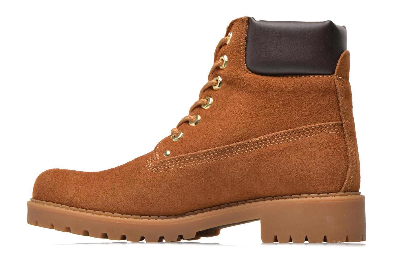 Chaussures à lacets Xti Isia-30029 Marron vue face