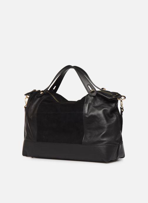 Handbags Minelli Muse Black model view