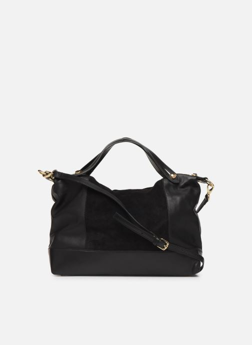Handbags Minelli Muse Black front view