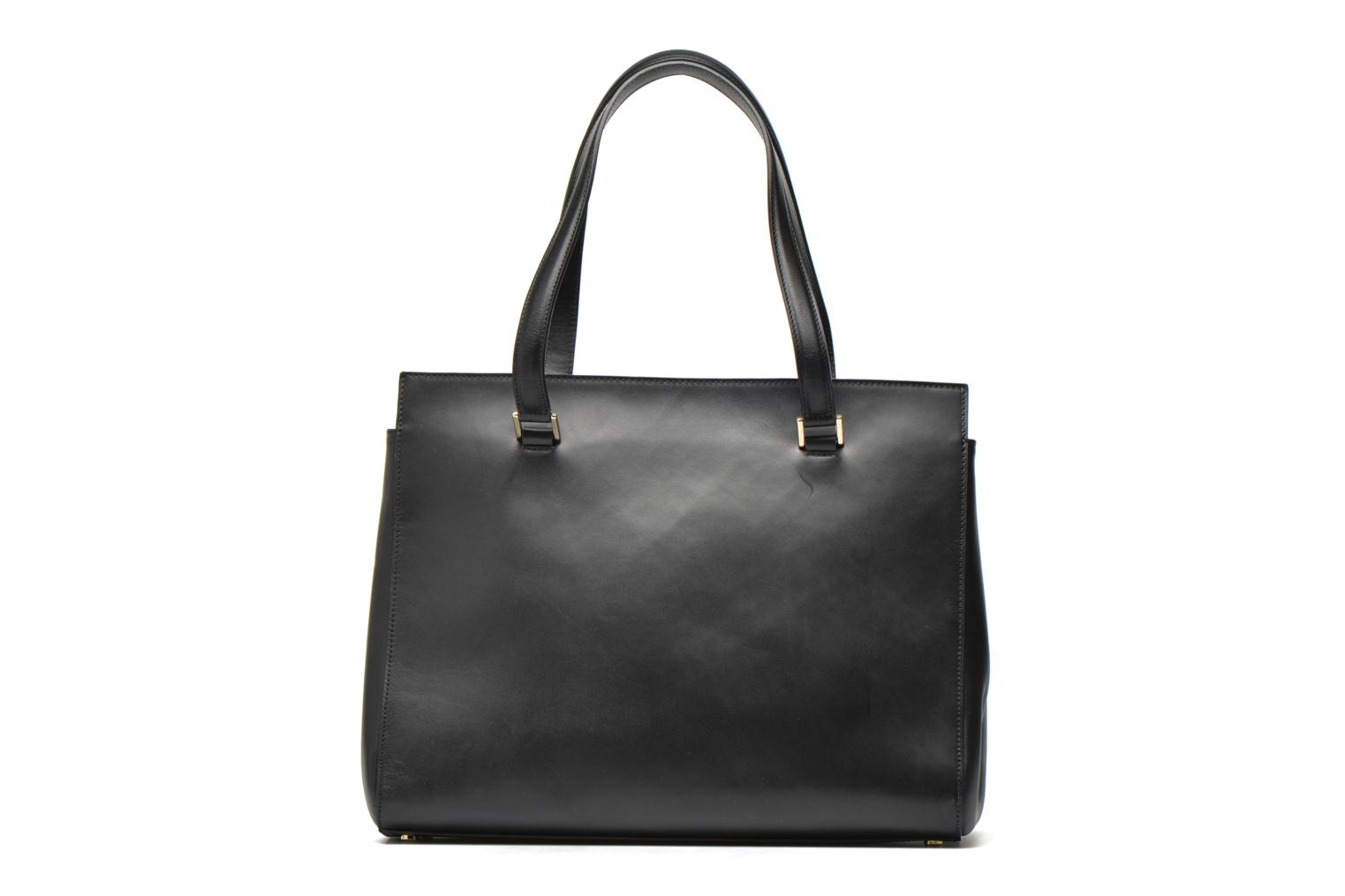 Handbags Minelli Sepho Black front view