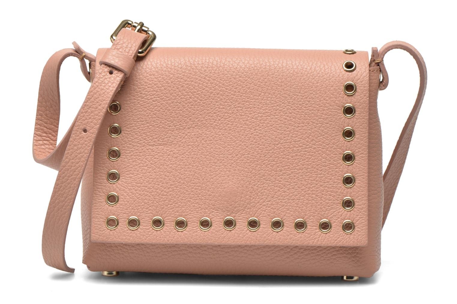 Handbags Minelli Safia Pink Detailed View Pair