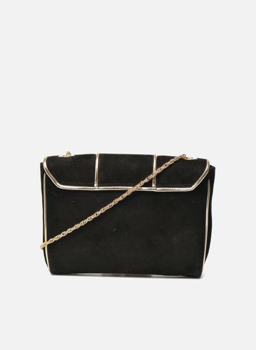 Handtassen Minelli Shana Zwart voorkant