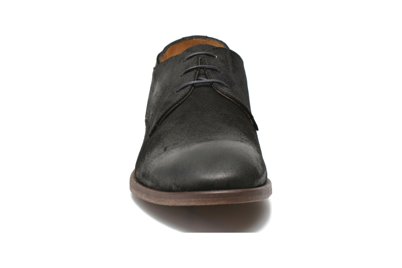 Schnürschuhe Kost Katman schwarz schuhe getragen