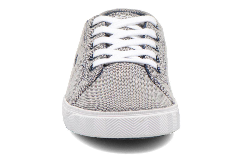 Baskets Lacoste Marcel Lace 216 1 SPC Gris vue portées chaussures