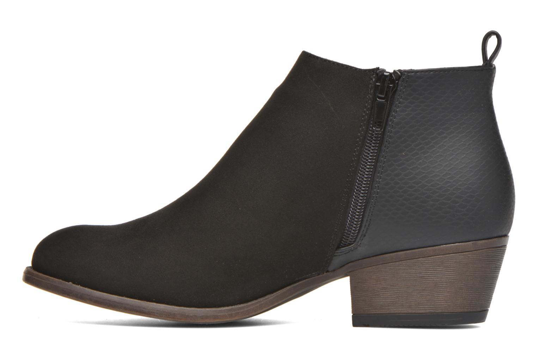 Bottines et boots I Love Shoes THESARD Noir vue face
