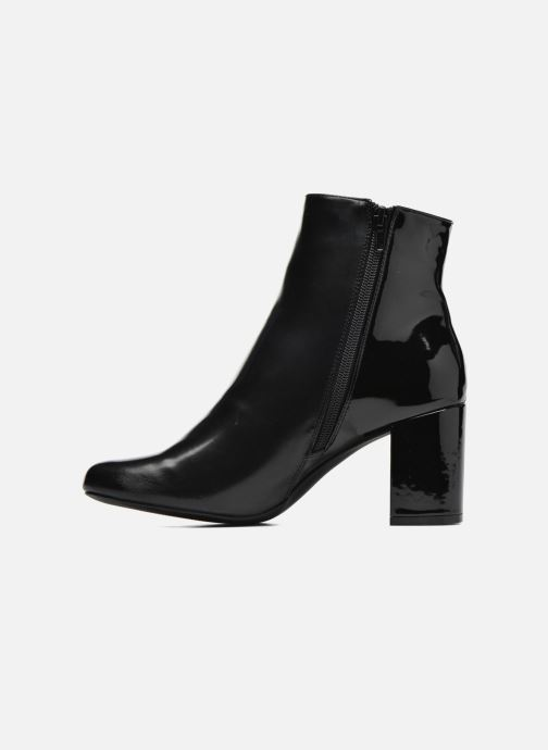 Ankle boots I Love Shoes THEBAIN Black front view