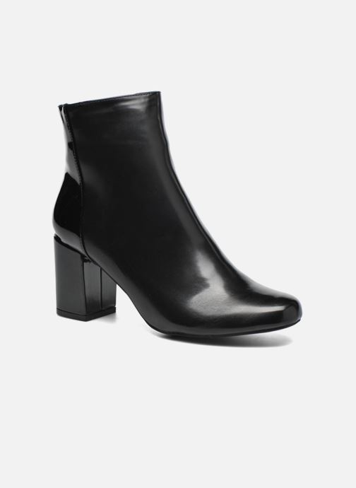 Ankle boots I Love Shoes THEBAIN Black detailed view/ Pair view