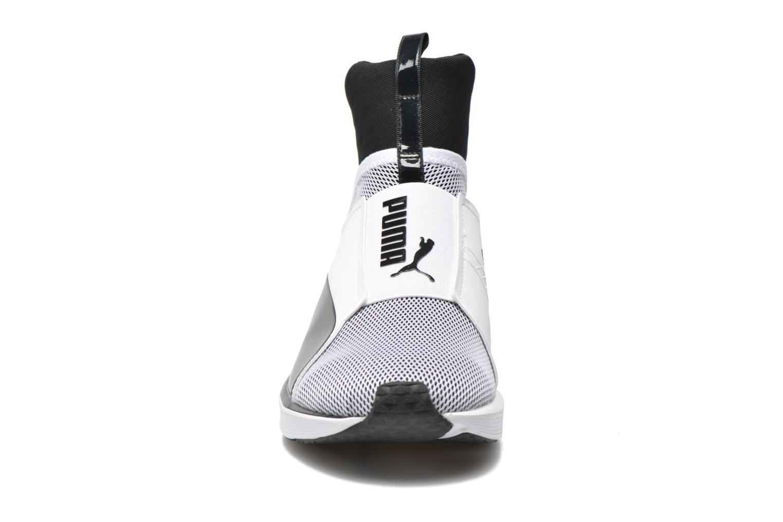 Chaussures de sport Puma WNS Fierce Core Blanc vue portées chaussures