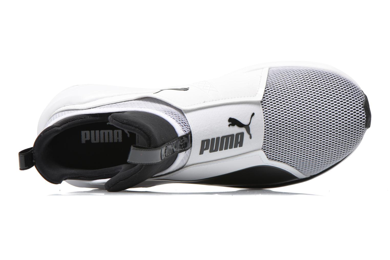 Chaussures de sport Puma WNS Fierce Core Blanc vue gauche