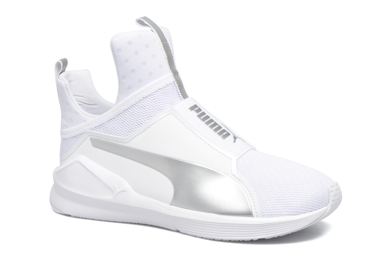 Chaussures Chez Fierce Sarenza Core Sport Blanc De Wns Puma 303702 PxIqdqYg