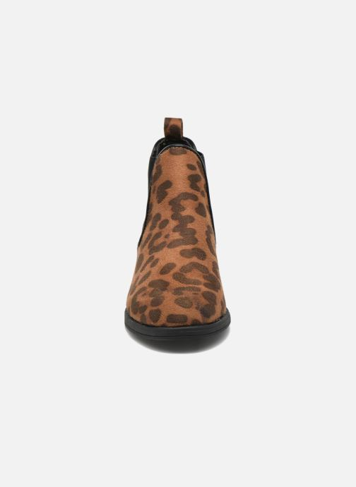 Bottines et boots I Love Shoes MCKELSEA Marron vue portées chaussures
