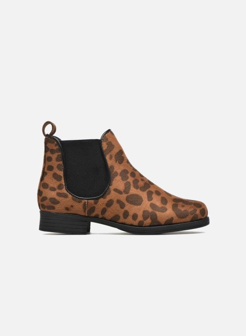Botines  I Love Shoes MCKELSEA Marrón vistra trasera