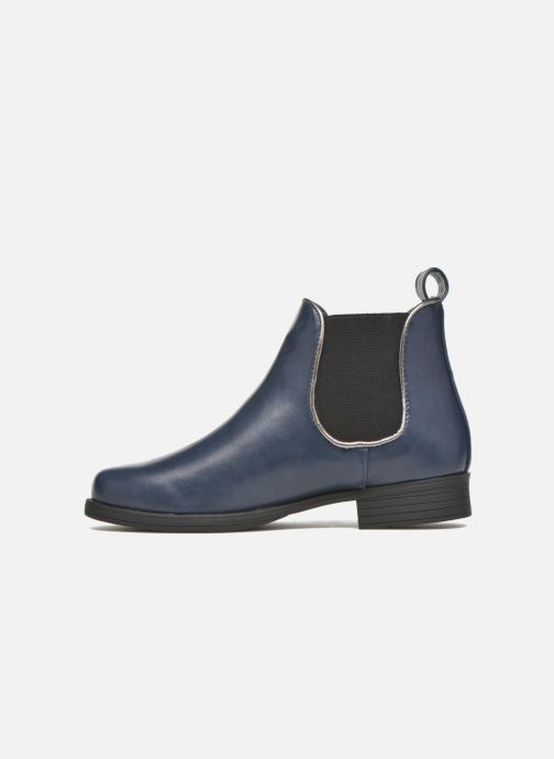 Botines  I Love Shoes MCKELSEA Azul vista de frente
