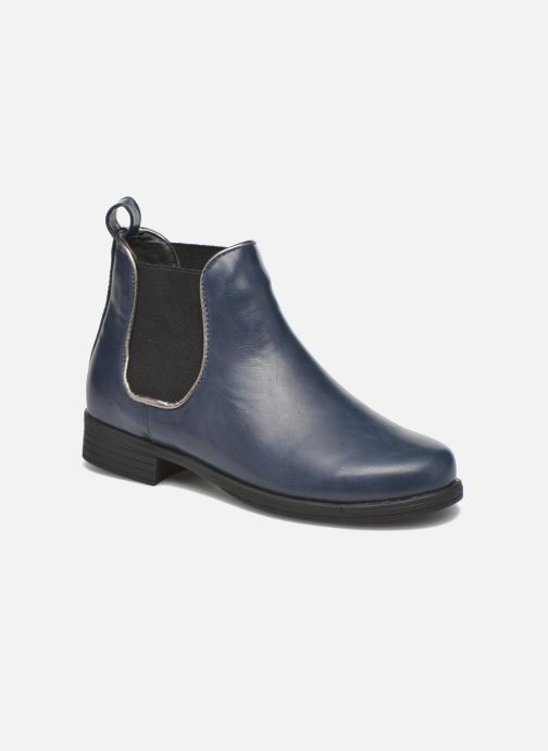 Botines  I Love Shoes MCKELSEA Azul vista de detalle / par