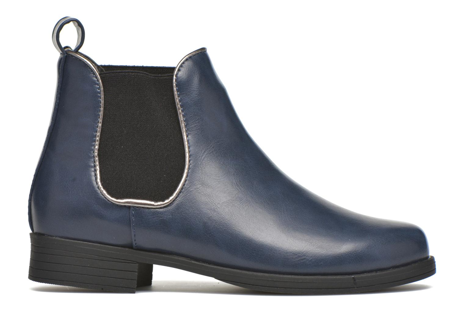 Ankle boots I Love Shoes MCKELSEA Blue back view