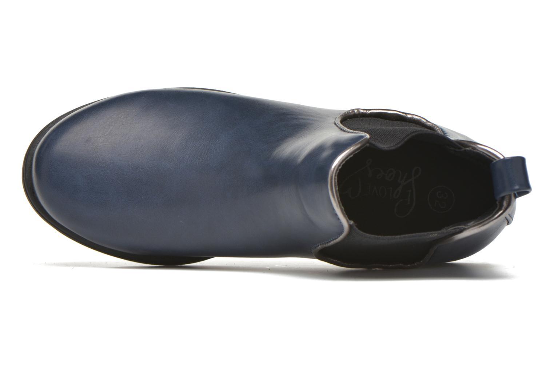 Botines  I Love Shoes MCKELSEA Azul vista lateral izquierda