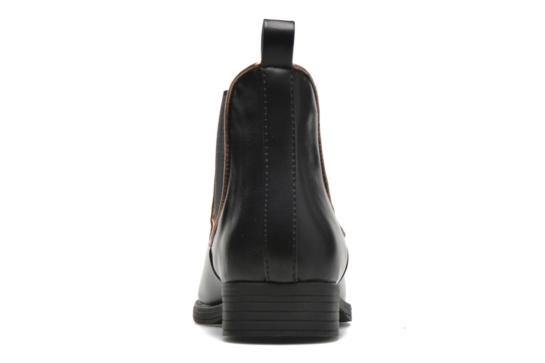 Botines  I Love Shoes MCKELSEA Negro vista lateral derecha
