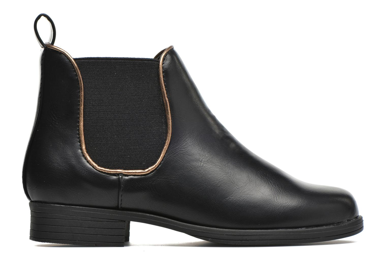 Botines  I Love Shoes MCKELSEA Negro vistra trasera