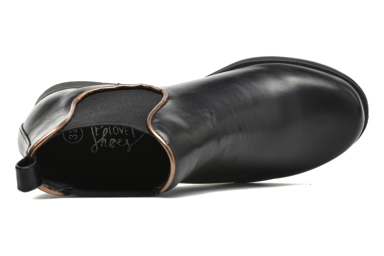 Botines  I Love Shoes MCKELSEA Negro vista lateral izquierda