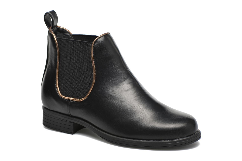 Botines  I Love Shoes MCKELSEA Negro vista de detalle / par