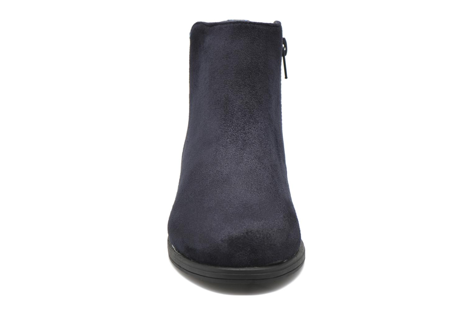 Boots en enkellaarsjes I Love Shoes MCGLIT Blauw model