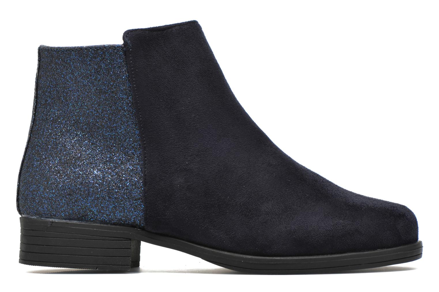 Ankle boots I Love Shoes MCGLIT Blue back view