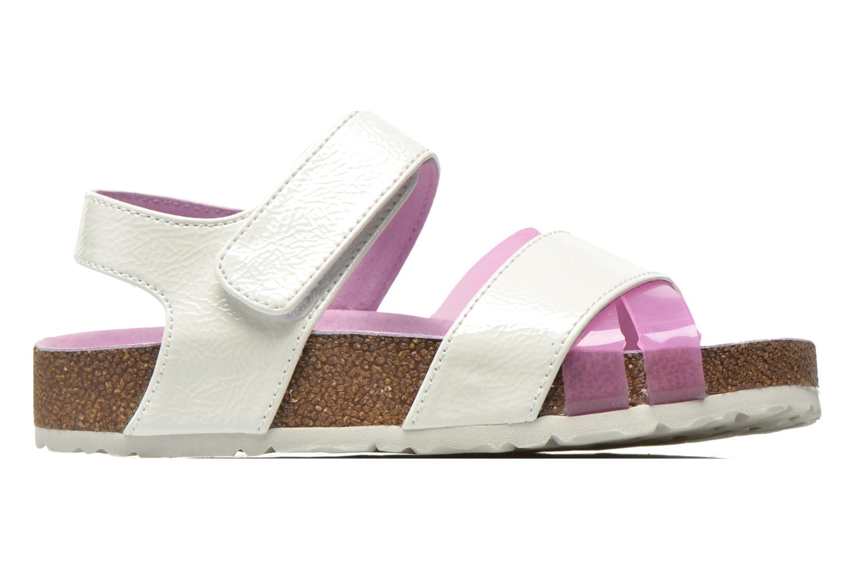 Sandales et nu-pieds Kickers Magiweek Blanc vue derrière