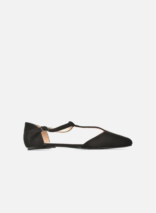 Ballerines I Love Shoes Kiba Noir vue derrière