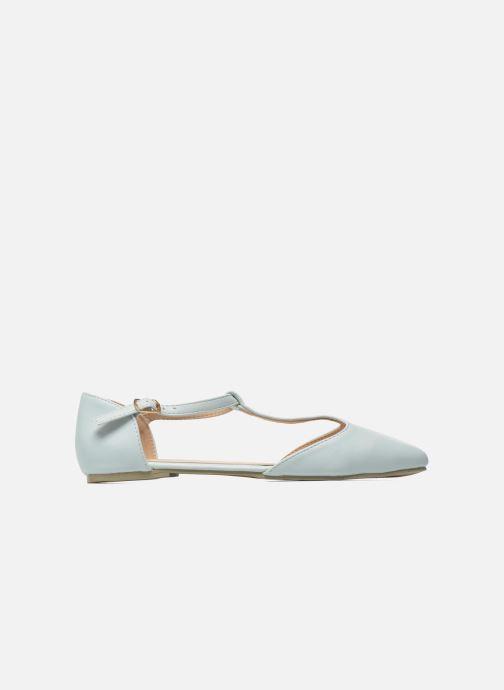 Ballerines I Love Shoes Kiba Bleu vue derrière