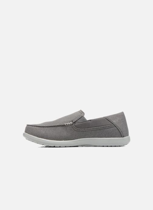 Sneakers Crocs Santa Cruz 2 Luxe M Grigio immagine frontale