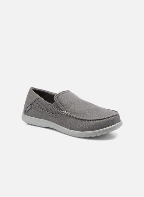 Sneakers Crocs Santa Cruz 2 Luxe M Grigio vedi dettaglio/paio